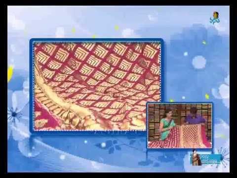 Sogasu Chuda Tarama_Fancy Designer Sarees | Vanitha TV