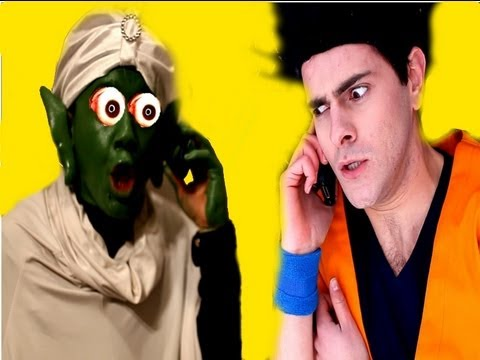 DRAGON BALL Z ***PARODIA UFFICIALE*** - iPantellas
