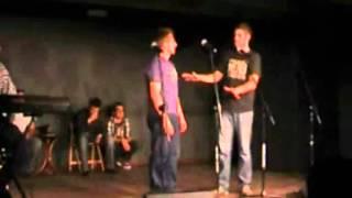 Grupy Impro - ŻBIK - Zmiana (Dentysta i złodziej w piwnicy)