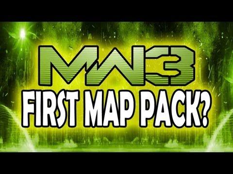 MW3: Possible Nostalgic Map Pack / First DLC? (Modern Warfare 3)