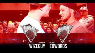 KOTD &#8211; Ground Zero Grand Prix R1 &#8211; Wizeguy vs edWORDS
