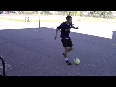 How To Dribble A Soccer Ball Like Lionel Messi