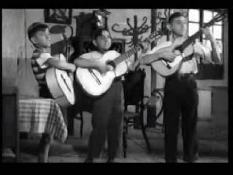 LOS PANCHITOS (Hermanos Castro)-NI QUE SI, NI QUIZAS, NI QUE NO