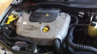 ДВС (Двигатель) в сборе Renault Megane I (1995-2003) Артикул 50815476 - Видео
