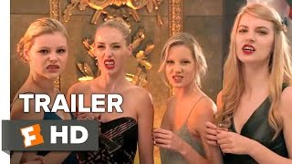 Vampire Academy Official Trailer (2014) - Zoey Deutch, Lucy Fry Movie HD