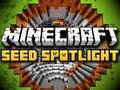Minecraft Seed Spotlight #4 - CRATER OF LIFE (HD)