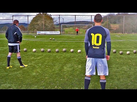 Best Free Kicks Montage | Vol.24 |  Beast Mode by freekickerz