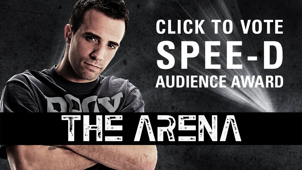 THE ARENA: AUDIENCE AWARD - SPEE-D [DS2DIO]