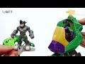 Фрагмент с начала видео Hulk Toys Collection~! Grrrr No One Is Match For Hulk - ToyMart TV
