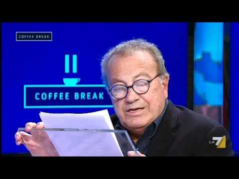 COFFEE BREAK 02/05/2011 - Enrico Vaime: italiano, che stress!