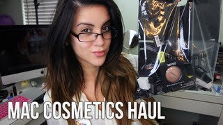 Nicole Guerriero &#8211; MAC Cosmetics Haul