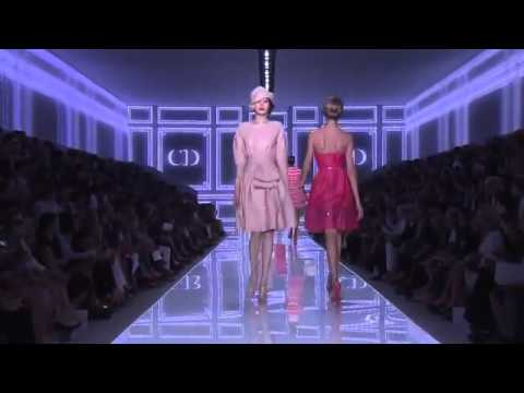 Christian Dior Spring/Summer 2012 Full Fashion Show