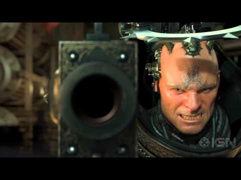 Warhammer 40,000: Inquisitor - Martyr Teaser Trailer - UCKy1dAqELo0zrOtPkf0eTMw