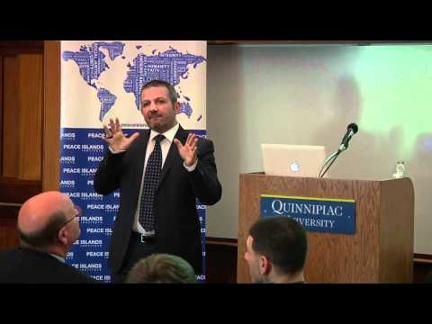 """Turkish Economy and the Globalized World"" - Quinnipiac University, School of Business"