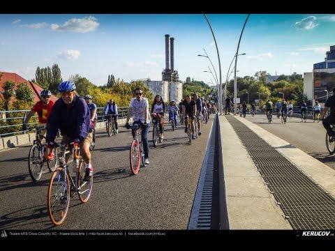 VIDEOCLIP Vrem un oras pentru oameni! - 1 - marsul biciclistilor, Bucuresti, 24 septembrie 2016 [VIDEO]