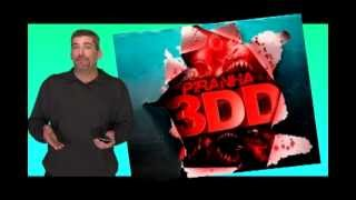  Piranha 3DD Movie Review by ReelScreenReviews - YouTube 