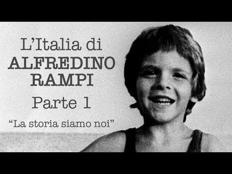 L'Italia di Alfredino Rampi