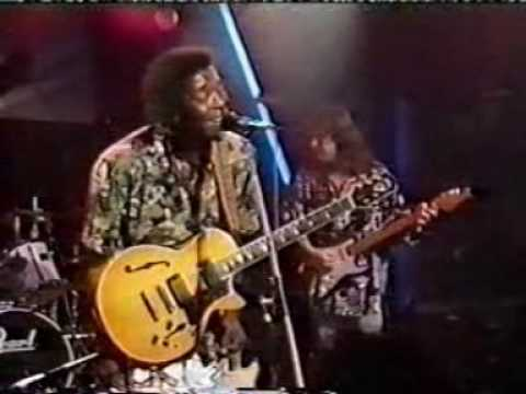 Buddy Guy - 17 - Something On Your Mind - Live 1991