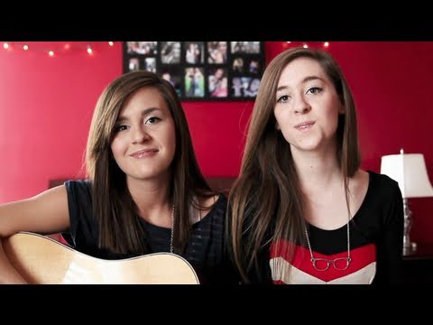"""Hummingbird Heartbeat"" by Katy Perry Covered by Megan and Liz"