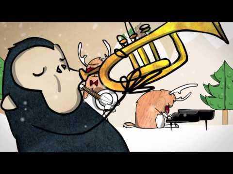 Christmas Gibbons-nhạc giáng sinh của cậu bé bại não sáng tác