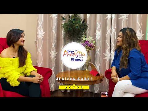 Jebicca Karki (Actor) | The Pratima Show with Pratima Shrestha | Episode 28 | 21 August 2020