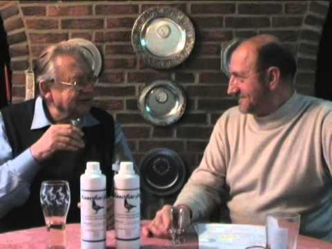 Erhard Pahnke - i jego produkty dla gołębi - styczeń 2012 r.