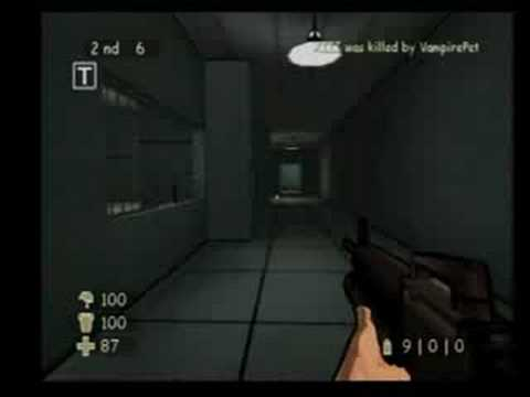 XIII (PS2) online play