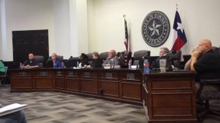 Stephens Admonishes Council Members to Political Motivation - Part 2