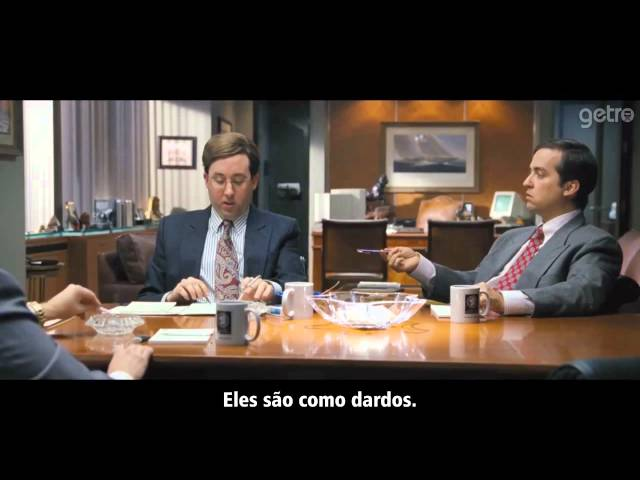Os Lobos de Wall Street (THE WOLF OF WALL STREET 2013) - Trailer HD Legendado