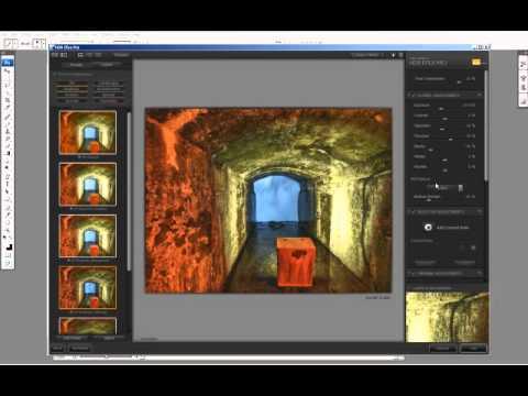 NIK HDR Efex Pro tutorial 2 of 3 (english)