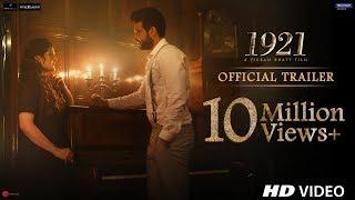 1921 - Official Trailer | Vikram Bhatt | Karan Kundrra | Zareen Khan