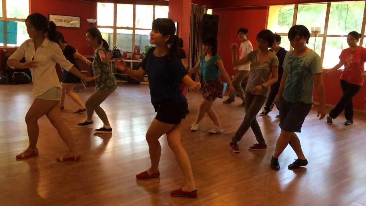 Solo Swing Dance Workshop