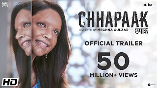 Chhapaak | Official Trailer