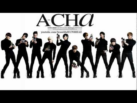 Super Junior - A-CHA Eng Sub