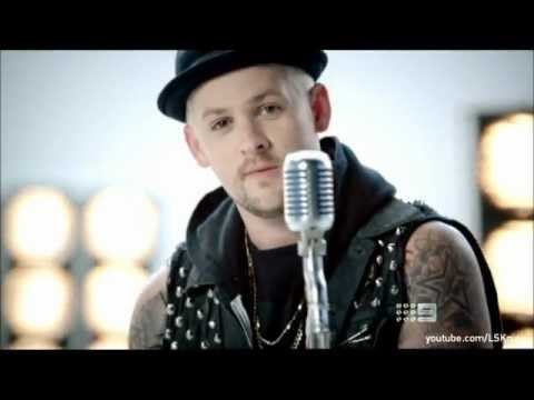 The Voice Australia 2012: Joel Madden - Channel 9 Promo