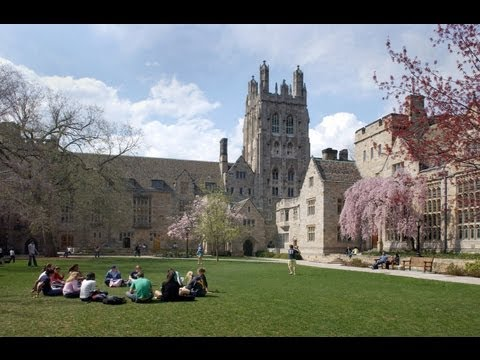 Sustainability at Yale: The Greening of Blue
