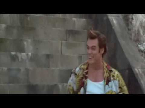 Ace Ventura - Slinky Scena ITA