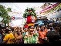 Jogini Shyamala Dance At Golkonda Bonalu 2014