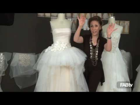 Exclusive Look: Reem Acra Spring 2011 Bridal Collection