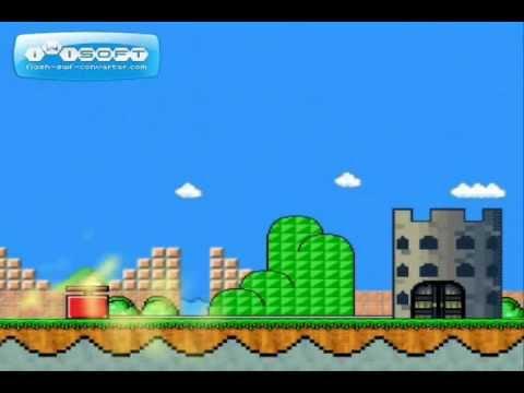 Mario's Castle Calamity