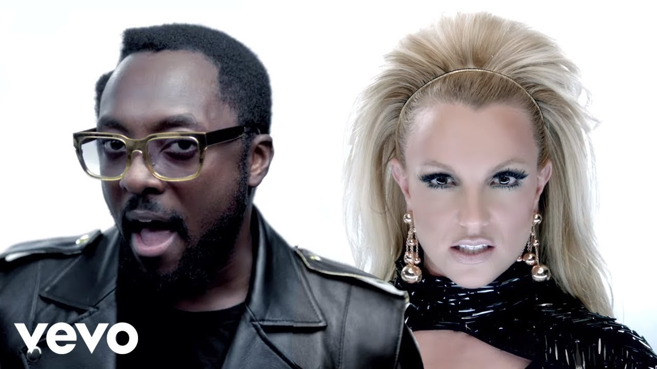will.i.am - <b>scream</b>  shout ft. britney spears