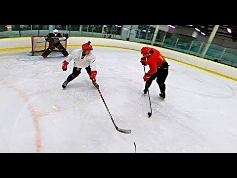 THE TOE SHOW | 3 on 3 GoPro Hockey