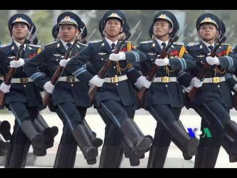 Việt Nam diễn tập bắn đạn thật ở biển Đông (VOA Express)