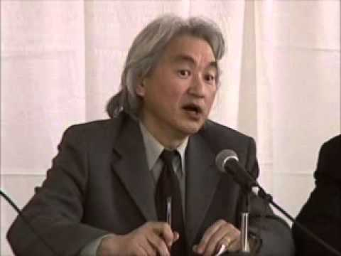 Michio Kaku - Top Secret Military War Plans