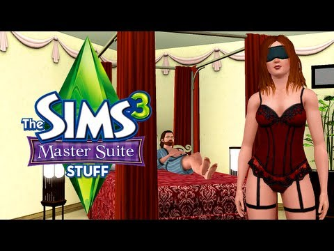 The Sims 3 Master Suite Stuff Pack Review - LGR