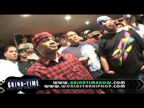 Grind Time Presents: Cortez vs Conceited Pt. 1