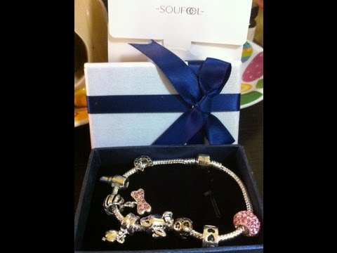 I WON SOUFEEL JEWELRY &amp; GIVEAWAY
