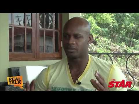 REAL TALK: Chilling with Asafa