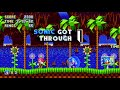 Фрагмент с середины видео Sonic Mania   40 Easter Eggs, Secrets and References