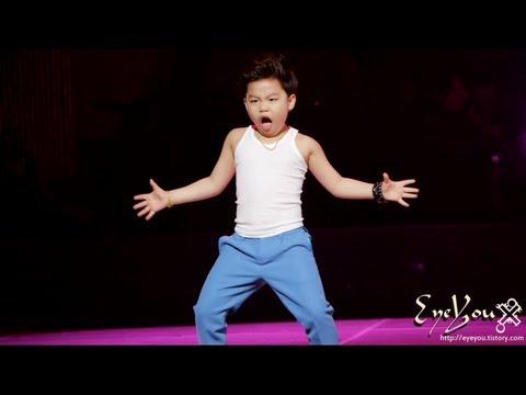 Total gangnam dítě :D